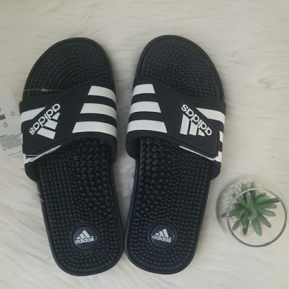 0bade3854 adidas Other - Adidas Adissage Dark Navy Slides